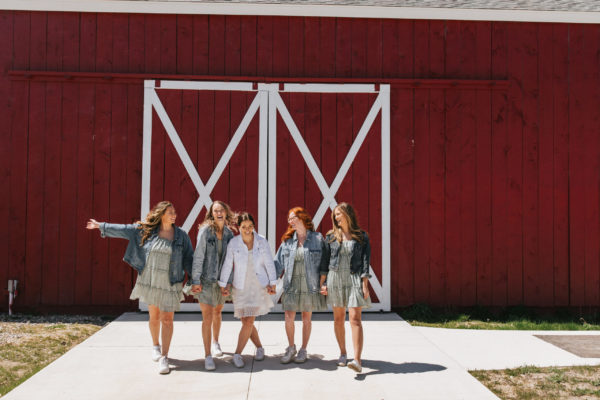 STYLED BRIDESMAIDS BRUNCH